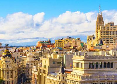 madrid - Vacanze Inps 2016